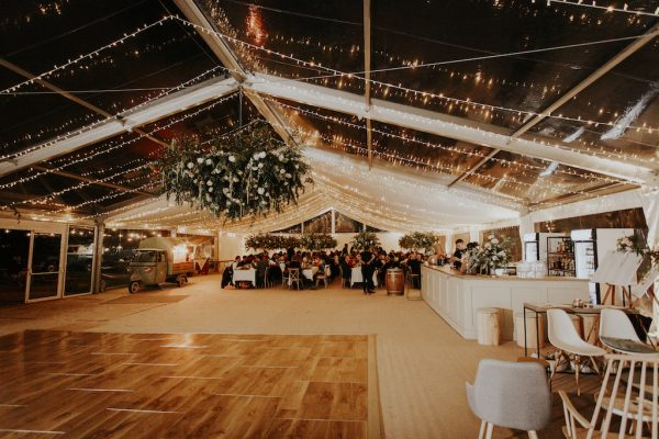 10 Reasons To Choose A Marquee Wedding | Queensberry Event Hire