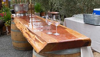 Whisky Barrel Bar Hire