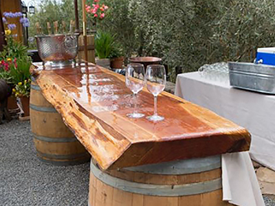 Whisky Barrel Bar Hire