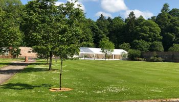 Queensberry Frame Marquee Hire