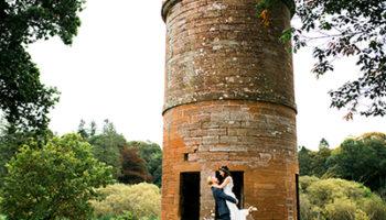 Dalswinton Wedding Island Ceremonies